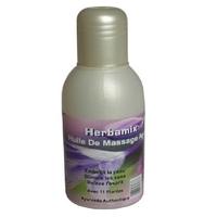 Huile de massage ayurvédique 11 plantes 100 ml relaxante