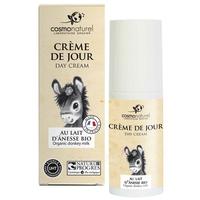 Creme de jour au lait d'anesse BIO - 50 ml GRAVIER COSMO NATUREL
