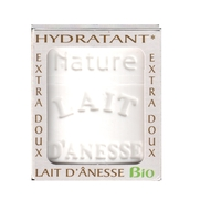 Savon lait anesse BIO 100g Fabriqué en FRANCE