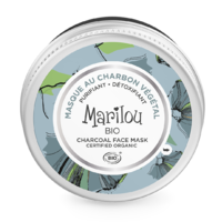 Masque au Charbon Végétal BIO 75 ml Marilou Bio