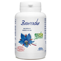 Bourrache bio 200 capsules marines