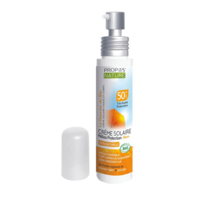 Crème Solaire haute protection Spf50+ bio 75ml