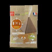 2 pyramides fumigene - volkano anti insectes rampants et volants