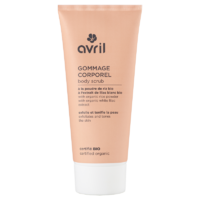 Avril - Gommage corporel Bio - flacon 200 ml