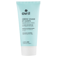 Crème BIO visage & corps 200 ml - AVRIL