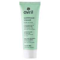 Gommage BIO visage 50ml - AVRIL