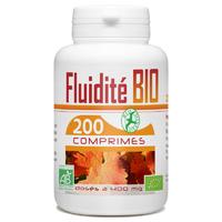 Fluidité - circulation Bio 200 comprimés à 400 mg