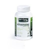 Kéraphane 180 gelules kératine, acides aminés, plantes, minéraux et vitamines