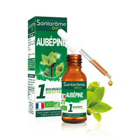 Bourgeons Aubépine BIO Flacon pipette de 30 ml