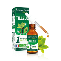 Bourgeons Tilleul BIO Flacon pipette de 30 ml