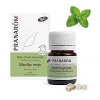 Menthe verte BIO - 60 PERLES Feuille