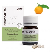 Mandarinier BIO - 60 PERLES Zeste
