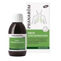 Sirop BIO AROMAFORCE - Voies respiratoires - 150 ml aux huiles essentielles bio