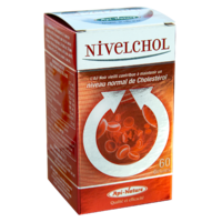 Nivelchol - cholesterol (ancien Cholestol) - 60 gélules