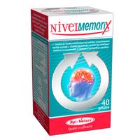 NivelMémorix - memoire 40 gélules api nature