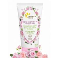 Crème hydratante a la rose. 50ml