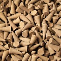 AMBRE 20 Cônes d'encens indiens naturel