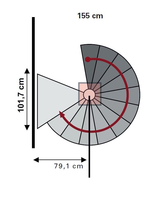escalier helicoidal 160x160