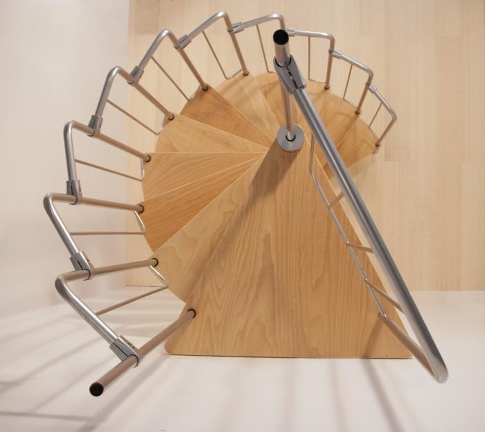 Sehr Escaliers en colimaçon / hélicoïdal - Escaliers en colimaçon Ø 140  UA52