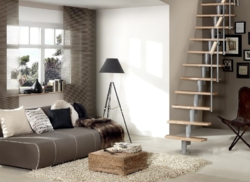 l 39 escalier gain de place steinhaus bonn vendu par escalier. Black Bedroom Furniture Sets. Home Design Ideas