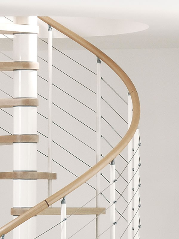 escalier h lico dal ark klo 140 cm escaliers en colima on. Black Bedroom Furniture Sets. Home Design Ideas