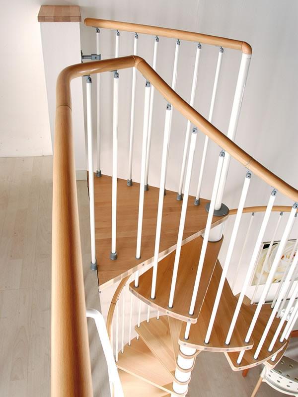 escalier helicoidal arke klan