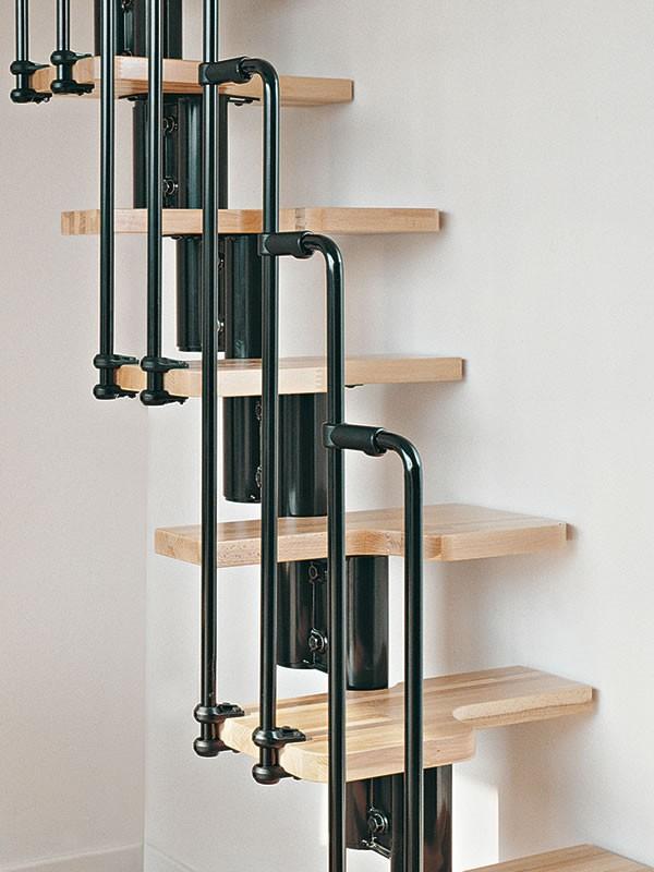 Escalier Gain De Place Pas Japonais Ark Karina Escaliers