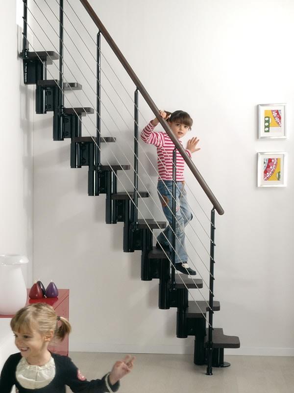 Marvelous Escalier Peu De Place #13: Escalier-colimacon.com