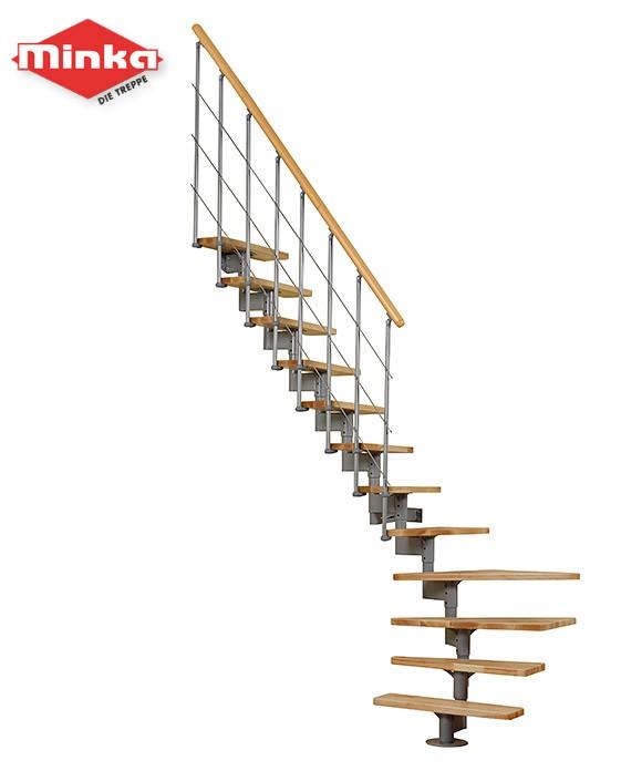 Escalier Quart Tournant Gain De Place Minka Vienne Escaliers