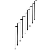 Rampe / garde-corps supplémentaire pour escalier Arkè Karina