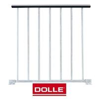 Garde-corps 100 cm en acier galvanisé Dolle Toronto