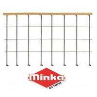 Garde-corps 100 cm Minka Vienne pour le palier