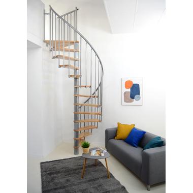 Escalier-colimacon-argent