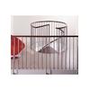 Garde-Corps droit ou circulaire pour escalier en colimaçon Arkè Klan