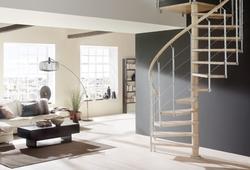 20 Id Es Pour Installer Un Escalier Dans Votre Loft Ou Votre Int Rieur Escalier Colimacon