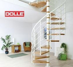 20 id es pour installer un escalier dans votre loft ou votre int rieur escalier colimacon - Dimension escalier colimacon ...