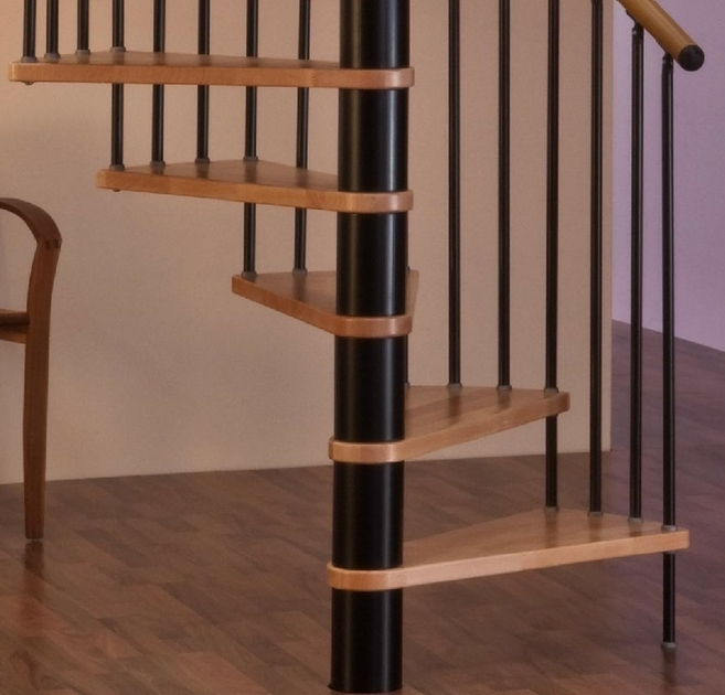 escalier h licoidal minka 120 cm escaliers colima on h lico dal. Black Bedroom Furniture Sets. Home Design Ideas