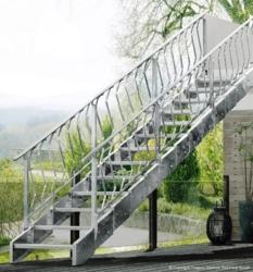 Conseils am nagement escalier blog de escalier for Escalier galvanise prix