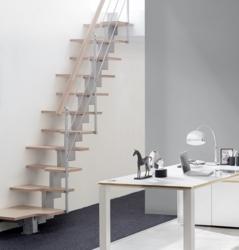Conseils am nagement escalier blog de escalier - Escalier droit gain de place ...