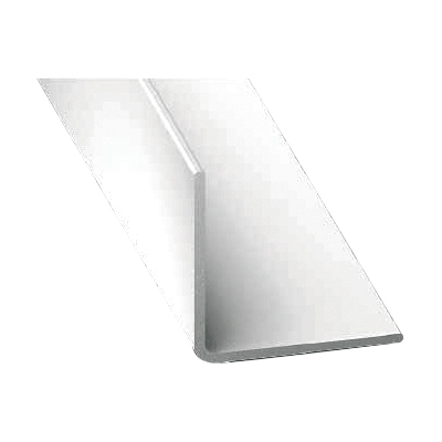 Corni re gale pvc blanc 40 x 40 mm 2 75 m maison for Fenetre 55x55