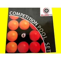 Boule de billard competition pool set Billiard Pro Neuf ( CODE JL )