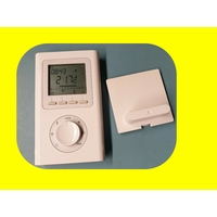 THERMOSTAT D'AMBIANCE PROGRAMMABLE RADIO DELTA DORE 7719934