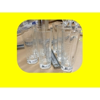 lot de 6 verres Ricard long drink 0.25cl