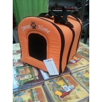 niche Cage de transport pliable fun pit&pat chien chat.