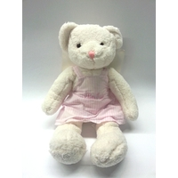 doudou peluche ours baby ti'boom collection 42 cm NEUF