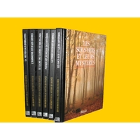 les secrets de la nature en france atlas 6 VOLUMES