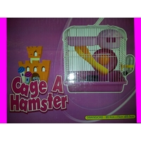 cage a hamster 20.9x15x23.5 cm