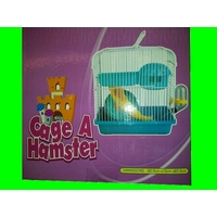 cage a hamster verte  20.9x15x23.5 cm