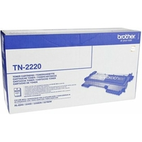 brother tn-2320 toner laser noir d'origine neuf
