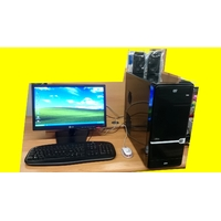 ORDINATEUR Gaming PC gamer NVIDIA 9800 GT-1GO CARTE MERE ASUS P5G41C-M LX WINDOWS